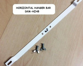 "DKMounts  ""Hanger Bar""  The DKM-HZHB hanger bar attachment for horizontal display of your deck."