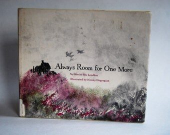 Vintage Children's Book, Always Room for One More
