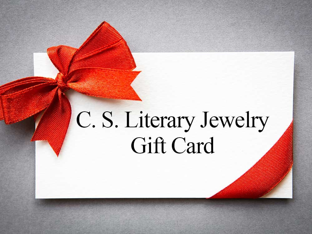Gifts For Book Lovers C S Literary Jewelry By