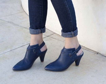 SALE 50% Off Womens Heels , Mules , Ankle Boots ,  High Heel Shoes  , Leather Shoes , Handmade Shoes