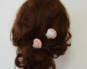 Sea Shells Wedding Hair Accessories, Beach Wedding Hair Comb , Beach Hair Accessory, Boho Weddings, Wedding Sea Shells Hair Comb