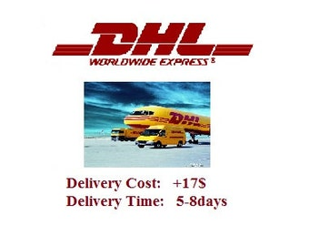 DHL/EMS shipping charge for Customer