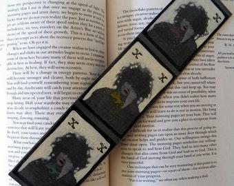 Exene Cervenka - Collage Bookmark