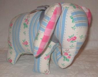 ELLIE Stuffed Elephant Soft Toy