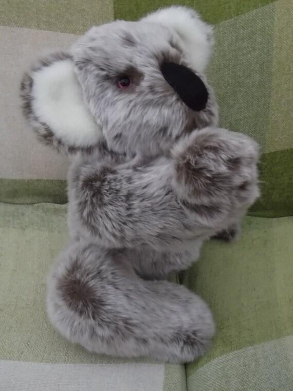 20 faux fur Cookie Koala Bear by cottagebears on Etsy