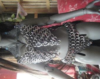 MSD BJD Chainmaille Bikini Armour