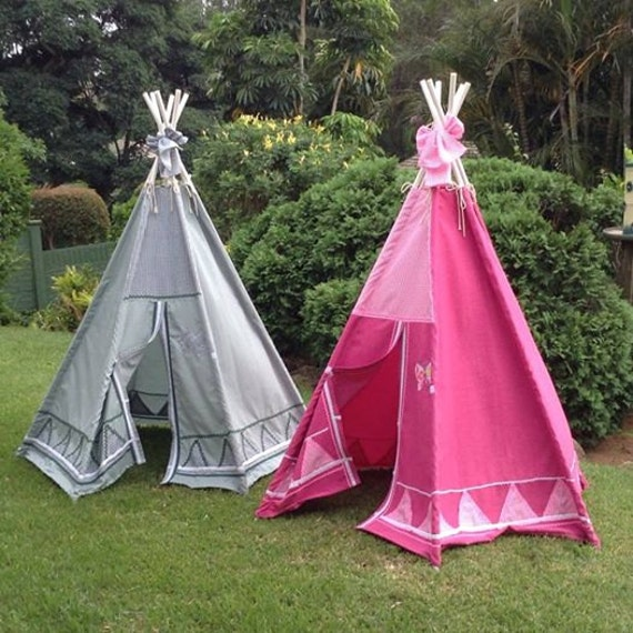 Tipi Spelling: Awesome TeePee Handmade SEWING PATTERN Instant Download