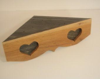 Heart Corner Shelf