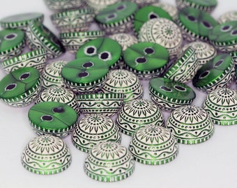 12mm Mosaik Cab 4 Pieces