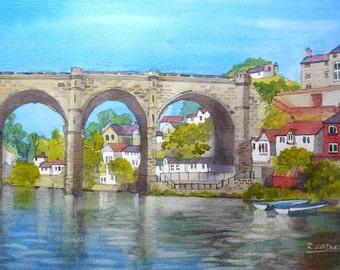 Knaresborough Bridge