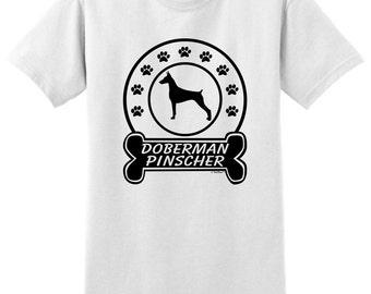 I Love My Doberman Pinscher T-Shirt 2000 - AP-312