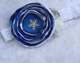 Winter wonderland headband