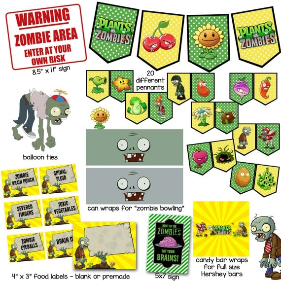 Zombie Party Invitations with awesome invitation example