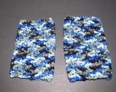 SALE - Crochet Fingerless Gloves
