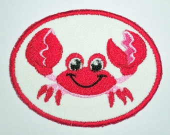 Iron-On Patch - CRAB