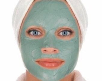 Making Clay Facial Masques Tutorial