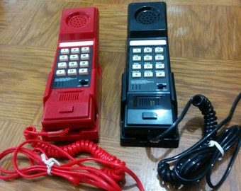 New vintage 80's retro Telephone