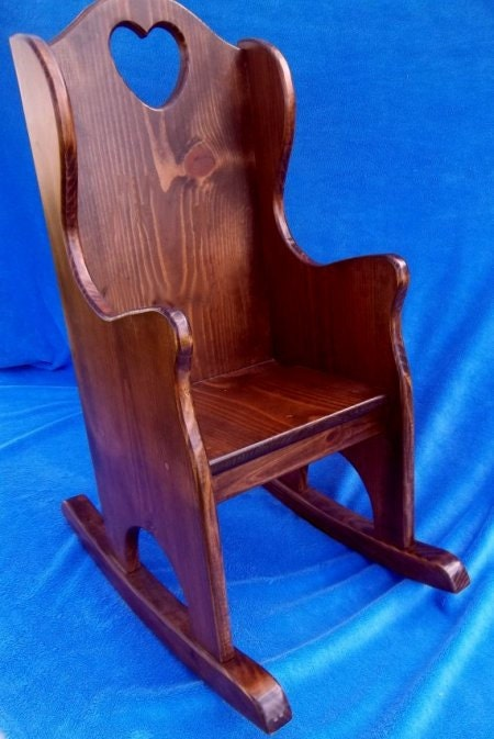 Rocking Chair Kits For Kids