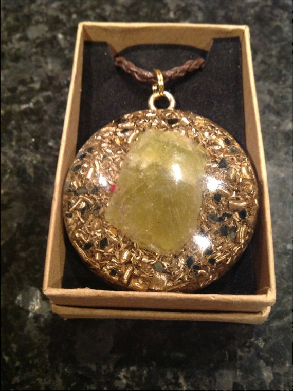 powerful orgone orgonite pendant manifestation free
