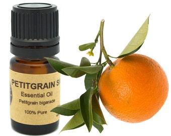 Petitgrain (Sicily) Essential Oil 5 ml, 10 ml or 15 ml.