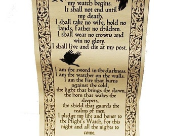 Artists Scroll. Poem. Illustrated canvas scroll. Wall hanging. Wall art.