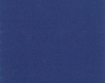 1/2 Yard - Bella Solid Sapphire Blue Fabric  - 9900 261