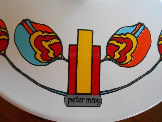 peter max chafing dish mid century. Black Bedroom Furniture Sets. Home Design Ideas