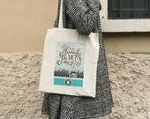 Tote bag by Julia Cagninelli OTT 2012