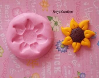 Sunflower Mold 4.5 cm