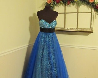 Prom Dress, Jovani, Size 8