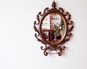 Vintage scirroco mirror