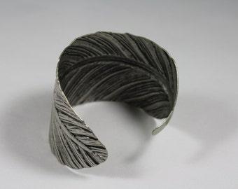 Leaf Wrap Around Bracelet