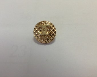 Goldtone Buttons