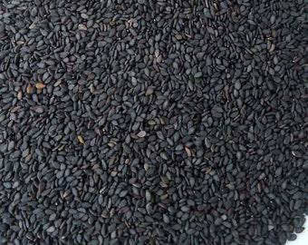 Black Sesame, Organic gardening seeds