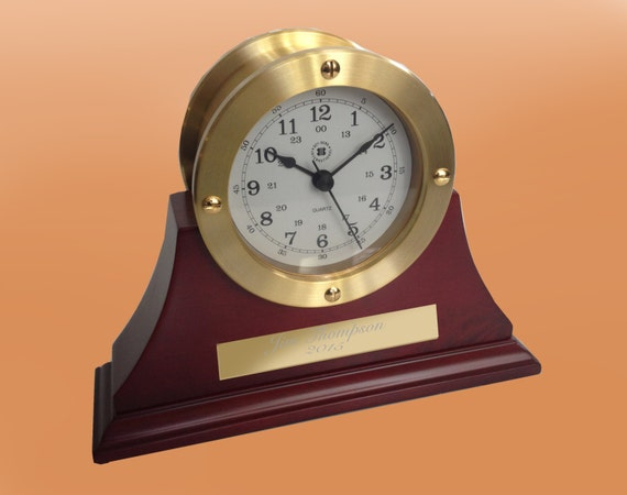 Wedding Gift Clock: Items Similar To Hampshire Wedding