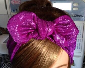 Popular Items For Bow Tie Headband On Etsy