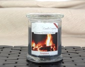 Fire Place  - Highly Scented Soy Candles by AM Candle Company