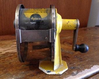 Vintage Apsco Midget Pencil Sharpener