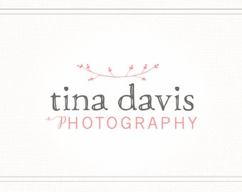 Premade Photography Watermark + Logo