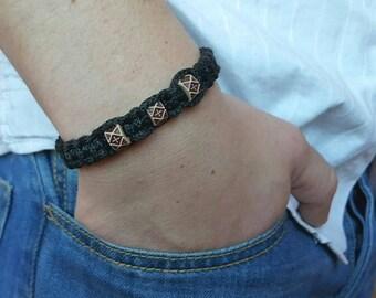 MENS BRACELET Mens Shamballa Bracelet Celtic Bracelet Sambala Bracelet Bracelet Men