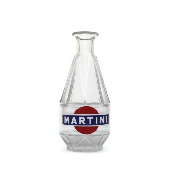 Bottiglia di vetro d 39 epoca martini decor bistrot for Bottiglia in francese