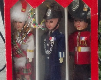 Souvenir Dolls Rexard Royal Parade New In Box