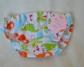 SALE 0-3 months diaper cover - everyday wear - photo prop