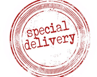Image result for special delivery