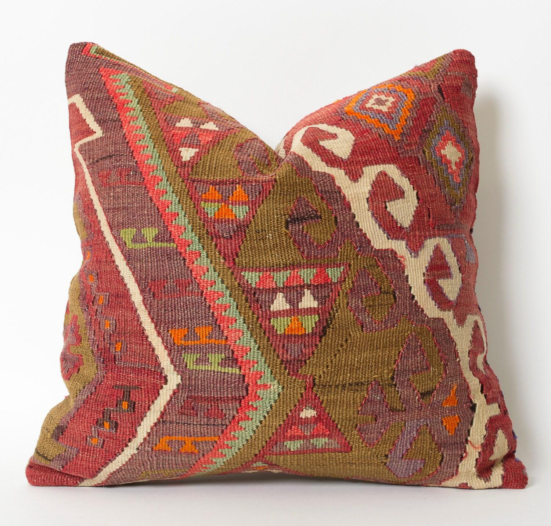 Kilim Fabric Kilim Kilim Rug Geometric Upholstery Ethnic