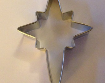 "3.5"" Star of Bethlehem Cookie Cutter"