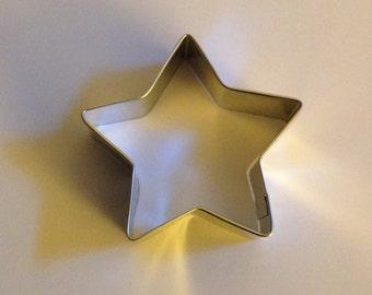 "3"" Star Cookie Cutter"