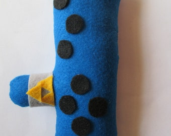 Legend of Zelda Inspired Ocarina Plush