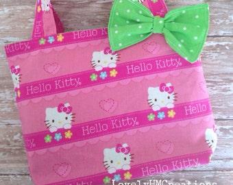 Hello Kitty Toddler Tote