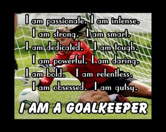 Goalkeeper Back Quotes. QuotesGram